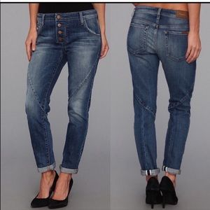 Joes Jeans Vintage Reserve Slouchy Ankle Jeans